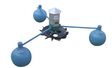 银波ZY3G叶轮式增氧机