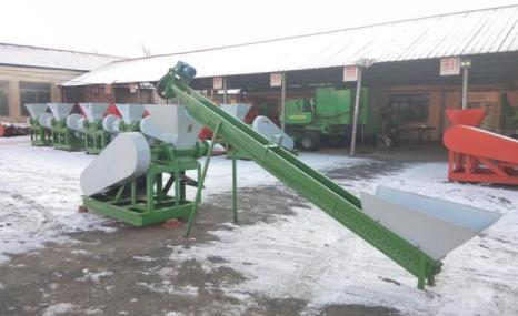 牧兴机械9P-150秸秆膨化机