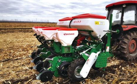 貝克銳斯2BMZ-4免耕施肥播種機