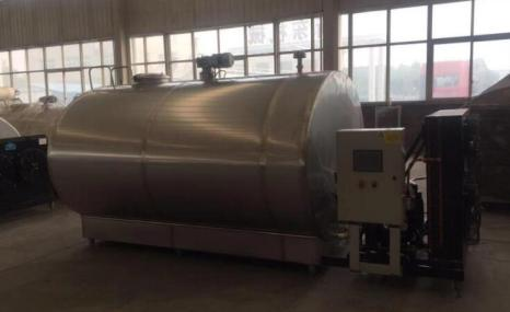 新東9GRW-6儲奶罐