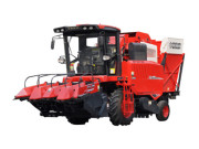 中联收获4YZ-4W自走式玉米联合收割机-2020款
