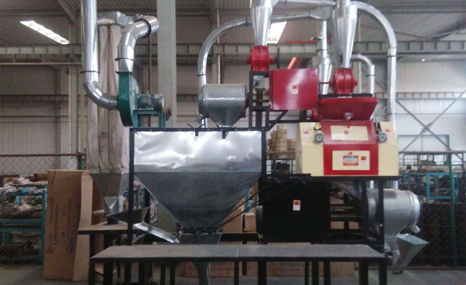 渭通6FP-2550磨粉机