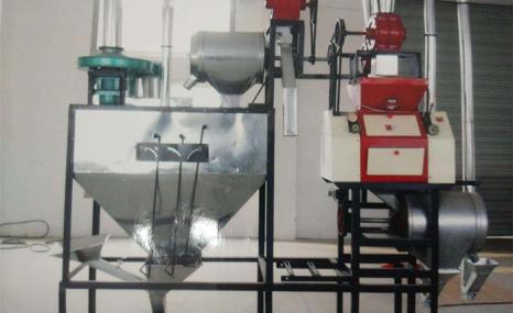 渭通6FYZ-2240DF地面仓皮心分离磨粉机
