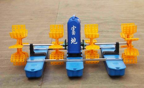 富地SC-1.5水車式增氧機
