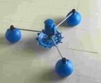 富地YL-3叶轮式增氧机