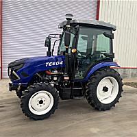 川國TE604輪式拖拉機