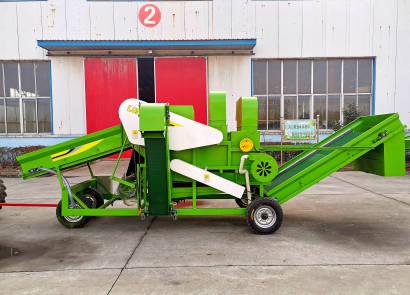 河南龙飞1300型花生揉丝机