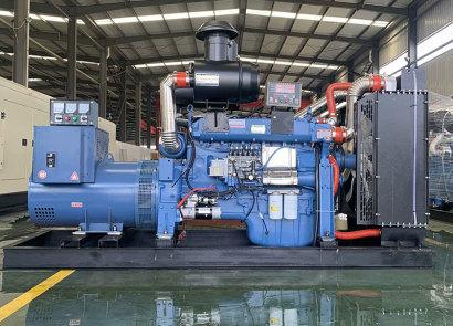 山东斯坦福GF-400柴油发电机组
