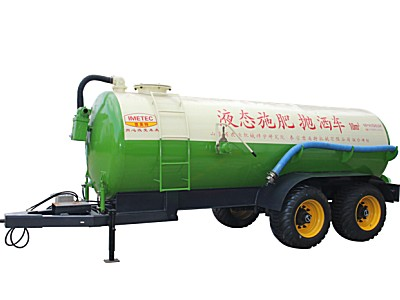泰安意美特2FYP液態施肥噴灑車