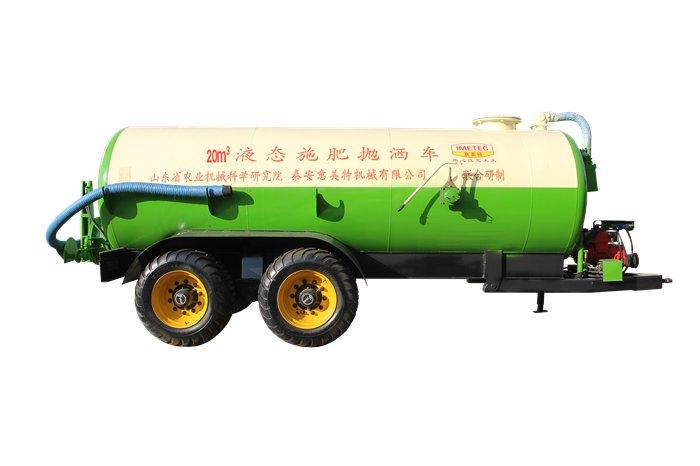 泰安意美特9YPF液态施肥喷洒车