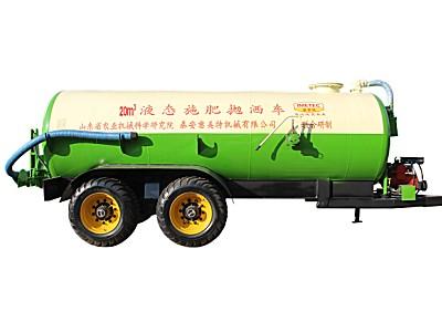 泰安意美特9YPF液態施肥噴灑車