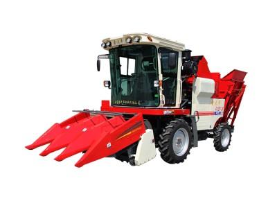 金大丰4YZP-3F自走式玉米收获机