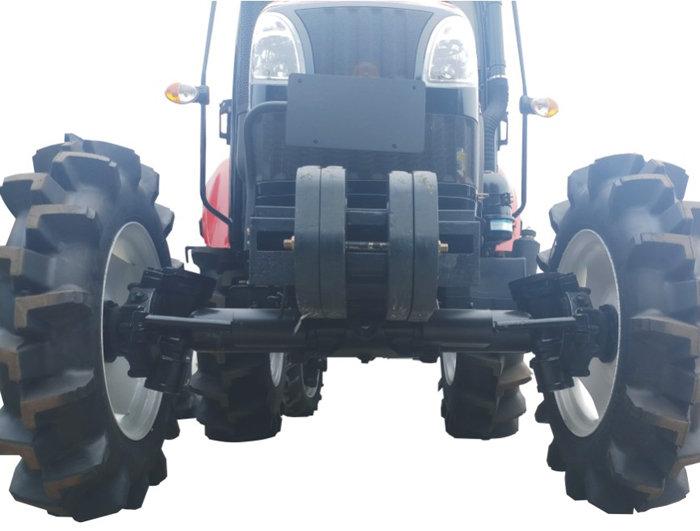東方紅MF554水田型輪式拖拉機