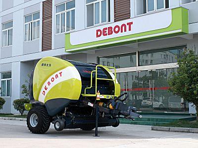 DEBONT(德邦大為)549型圓捆機
