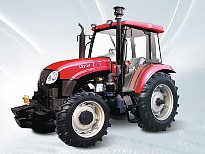 东方红LX704窄轮距轮式拖拉机