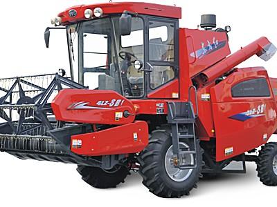 東方紅質惠4LZ-8B1(D8160)自走式谷物聯合收割機