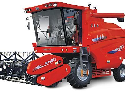 东方红领驭4LZ-8B2(D8180)自走轮式谷物联合收获机