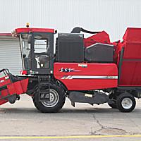 東方紅4YZ-3D1玉米收獲機