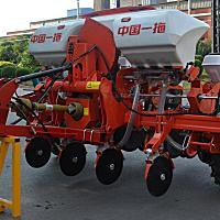 東方紅2BMQ-4牽引式氣吸免耕播種機
