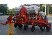 2BMQ-4牽引式氣吸免耕播種機