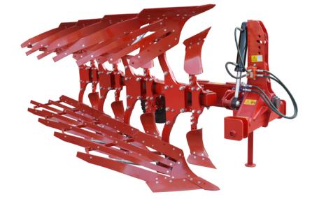 東方紅1LFT-440柵條液壓翻轉犁