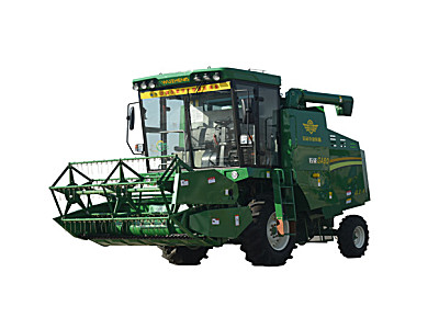 五征GA80(4lz-8)小麥收獲機