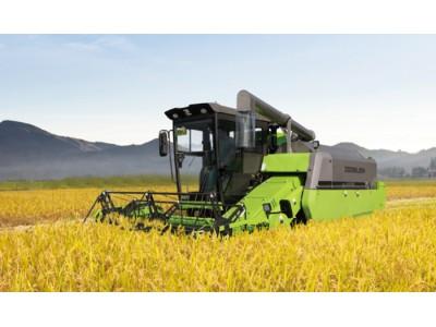 中聯谷王PL60(4LZT-6.0ZC)水稻收割機