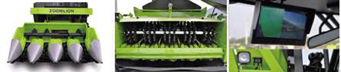 中聯谷王CE30(4YZ-3E)玉米收獲機