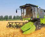 中聯谷王TB80B小麥收割機