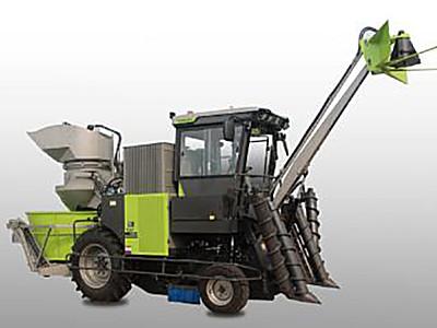 中联谷王AC60A(4GQW-1)甘蔗收割机