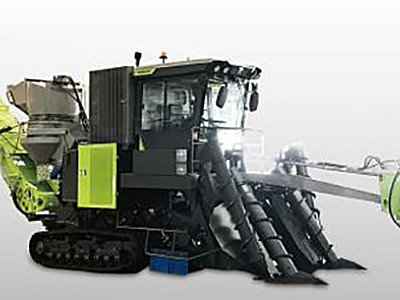 中联谷王AS60(4GQV-1)甘蔗收割机