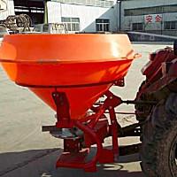 福生金地CDR-1000圆盘塑料桶撒肥机