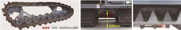 沃得銳龍尊享版4LZ-6.0E聯合收割機
