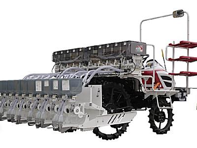 洋马2BDZ-10D(YR10D)自走式水稻直播机