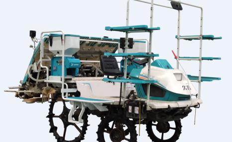 久富C款水稻侧深施肥机