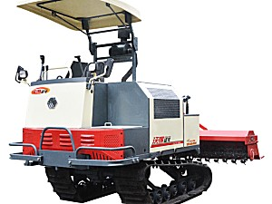 沃得猛龙3100C履带式旋耕机