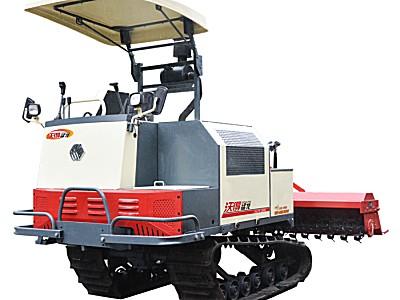 沃得猛龍3100C履帶式旋耕機