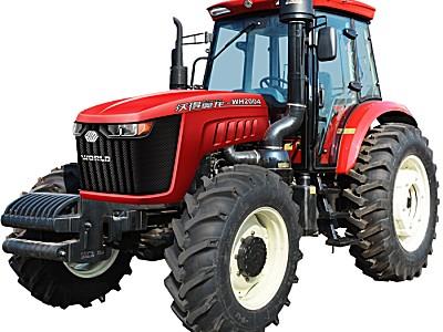 沃得奥龙WH2004轮式拖拉机