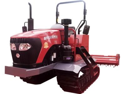 沃得奧龍WD1302履帶式拖拉機