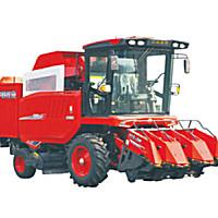 中联收获4YZ-3W玉米收获机