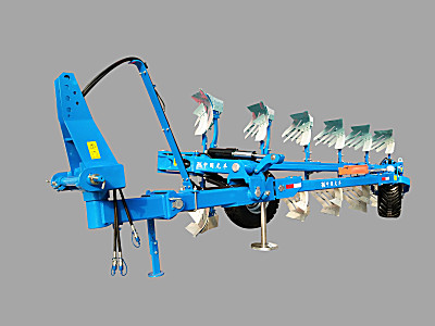 龙丰开拓者1LYFT-660半悬调幅犁