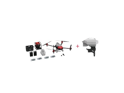 """极飞XP 2020农业无人机电池""""焕""""新套装"""