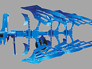 郑州龙丰L系列1LYFT-350液压翻转犁