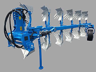 郑州龙丰L系列1LYFT-650液压翻转犁