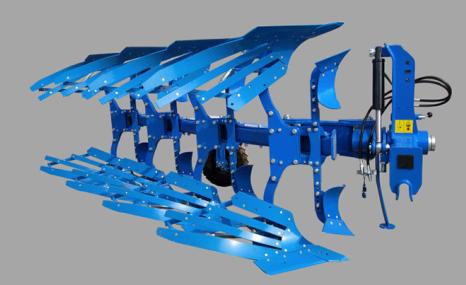 郑州龙丰L系列1LYFT-450液压翻转犁