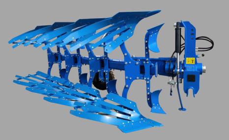 郑州龙丰L系列1LYFT-445液压翻转犁