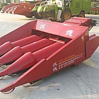 沃德4YZZ-4玉米割台