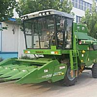 沃德4YL-5玉米收割機