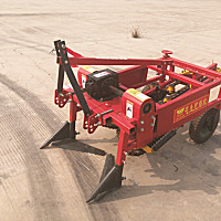 沃德4HW-2(810)花生挖掘機