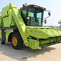 沃德4YZQ-4玉米收割機